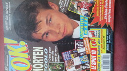 MAGAZINE OK. N° 720. 1989. (Scan Sommaire) - People