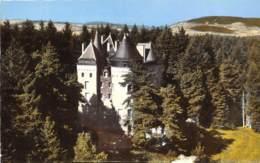 NOIRETABLE Alt 722m Le Chateau De La Croix De Guirande 4(scan Recto-verso) MA717 - Noiretable
