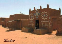 1 AK Niger * Die Altstadt Von Zinder Ist Seit 2006 Auf Der Tentativliste Zum UNESCO-Welterbe In Niger Eingetragen * - Niger