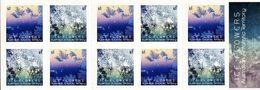 ANTARCTIQUE AUSTRALIEN Carnet Fleurs De Glace 5x2v 2016 Neuf ** MNH - Territorio Antartico Australiano (AAT)