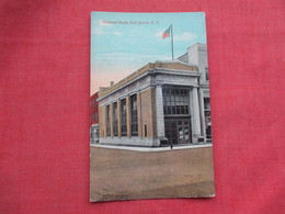 National Bank  Port Jervis  New York >  Ref 3520 - NY - New York