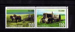 Islandia 1124/5 Nuevo - Ungebraucht