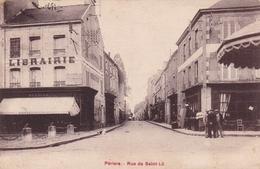 Périers    Rue Saint Lô..............374 - France