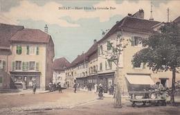 Delle   Haut Rhin   La Grande Rue.............375 - Delle