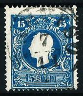 Lombardía-Venecia (Provincia Austriaca) Nº 15 Usado Cat.30€ - 8. WW I Occupation