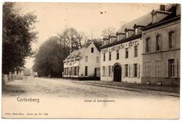KORTENBERG 1904 Rijkswacht & Hôtel Ferme De Cortenberg Gendarmerie Leuvensesteenweg / Nels Serie 11 / 758 - Kortenberg