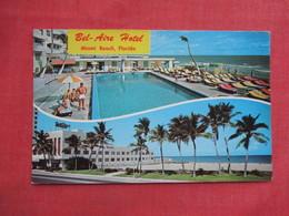 Bel Aire  Hotel - Florida > Miami Beach      >  Ref 3521 - Miami Beach