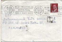 SEVILLA CC CON MARCA DE TASA TASADA - 1931-Heute: 2. Rep. - ... Juan Carlos I