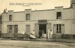 Poitiers 86000 Entreprise Boureau Boulevard Jeanne D'Arc 393CP02 - Poitiers