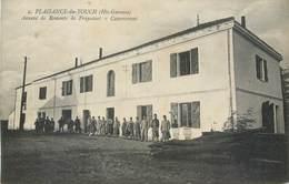 CPA 31 Haute Garonne Plaisance Du Touch Annexe De Remonte Du Frayssinet Casernement Militaria Non Circulée - Francia