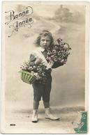 W4057 Bambini - Enfants - Children - Kinder - Nino / Viaggiata - Scene & Paesaggi