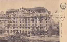 Warszawa - Polonia Place Hotel - 1929                (A-105-160407) - Poland
