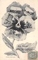78-CROISSY- UNE PENSEE MULTIVUES - Croissy-sur-Seine