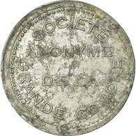 Monnaie, Comores, Société Anonyme De La Grande Comore, 25 Centimes, TTB - Monétaires / De Nécessité