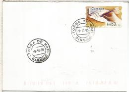 TOSSA DE MAR GERONA  CC CON ATM MANO 1995 - 1931-Hoy: 2ª República - ... Juan Carlos I