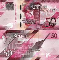 Kenya 2019 - 50 Shillings - Pick NEW UNC - Kenia