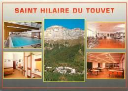 38 - Saint Hilaire Du Touvet - C.M.U.D.D. - Multivues - Piscine - Carte Neuve - Voir Scans Recto-Verso - Saint-Hilaire-du-Touvet