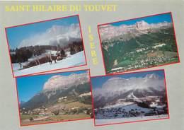 38 - Saint Hilaire Du Touvet - Multivues - Carte Neuve - Voir Scans Recto-Verso - Saint-Hilaire-du-Touvet