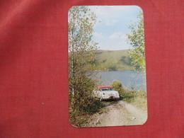 Classic Auto  Country Road Finger Lakes Region - New York         Ref 3521 - NY - New York