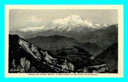 A760 / 259  38 - Plateau Des Petites Roches Mont Blanc - France