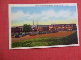 American Locomotive Works Schenectady   NY .   Ref 3522 - NY - New York