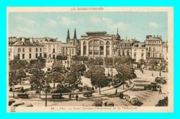 A760 / 417 64 - PAU Place Georges Clemenceau Et Préfecture - Pau