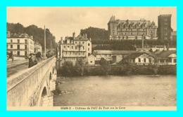 A760 / 419 64 - PAU Chateau De Pau Du Pont Sur La Gave - Pau