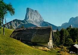 38 - Isère - Le Mont Aiguille - Carte Neuve - Voir Scans Recto-Verso - France