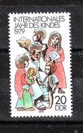 Germania Est  -  1979.  Pediatra. Pediatrician.  MNH - Medicina