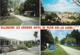 """VILLENEUVE LES AVIGNON HOTEL DE PLEIN AIR """"LA LAUNE"""" (dil428) - Villeneuve-lès-Avignon"""