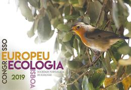 PORTUGAL - (PAP) Entier Postaux N20g -  European Ecology Congress 2019 - Lisbon - Climbing Birds