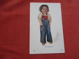Child   My Overalls    Ref 3522 - Children