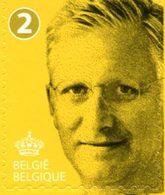 BELGIQUE 1v/Carnet Roi Philippe (2) 2015 Neuf ** MNH - Belgique