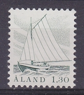 Aland 1986 Definitive / Sailing Ship 1v ** Mnh (43938B) - Aland