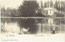 IZEL - Chiny - Le Moulin De Moyen - La Semois - Chiny