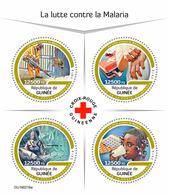 GUINEA 2019 - Malaria. Official Issue - Disease