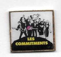 Pin's  Musique, Groupe  De  Musique  LES  COMMITMENTS - Musique