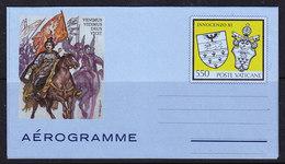 Vatican City 1984 Aerogramme Unused (43939) - Vaticaanstad
