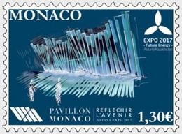 Monaco 3091 Astana Kazakhstan , énergie Renouvelable - Universal Expositions