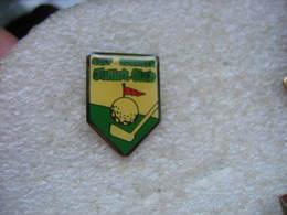 Pin's Du Golf De GONVILLE, Junior - Club - Golf