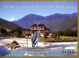 BHOUTAN Bloc Flore Et Faune I 2014  Neuf ** MNH - Bhutan