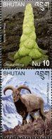 BHOUTAN Flore Et Faune 2v 2014 Neuf ** MNH - Bhoutan