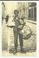 33 . PETIT METIER . TYPE BORDELAIS . MARCHANT AMBULANT DE STATUETTES . REPRODUCTION - Bordeaux