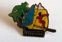 PIN'S GROUPE MORNAY ( SKI ) - Sports D'hiver
