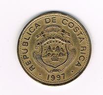//  COSTA RICA  100 COLONES  1997 - Costa Rica