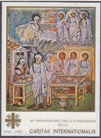 Vatican City 1990 Caritas M/s ** Mnh (43943) - Blokken & Velletjes