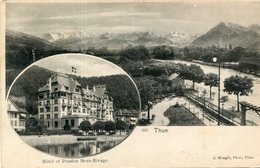 SUISSE(THUN) HOTEL - BE Berne