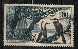 A E F              N°     YVERT    PA 53   ( 2 )    OBLITERE       ( Ob  3/53 ) - A.E.F. (1936-1958)