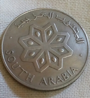 Yemen (SOUTH ARABIA) - 50 Fils - KM 4 - 1964 - UNC - Agouz - Yémen
