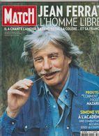 Paris Match N° 3174 Du 17 Mars 2010 Jean Ferrat, Simone Veil, Quasi Neuf - Kino